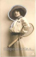 spo024206 - Tennis Postcard Postcards