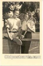 spo024210 - Tennis Postcard Postcards