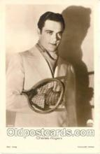 spo024214 - Charles Rogers, Tennis Postcard Postcards