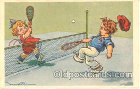 spo024235 - Tennis Postcard Postcards