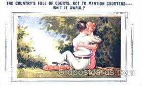 spo024277 - Tennis Postcard Postcards