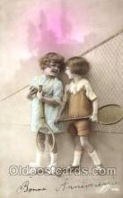 spo024293 - Tennis Postcard Postcards