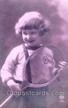 spo024296 - Tennis Postcard Postcards