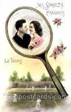 spo024298 - Tennis Postcard Postcards