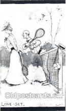 spo024322 - Tennis Postcard Postcards