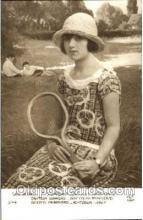 spo024323 - Artist P. Sieffert Tennis Postcard Postcards