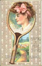 spo024324 - Tennis Postcard Postcards