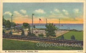 spo024344 - Tennis Postcard