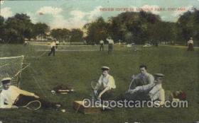 spo024347 - Tennis Postcard