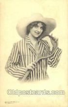 spo024358 - Parkinson Art Co. Brooklyn, N.Y., USA Tennis, Old Vintage Antique, Post Card Postcard