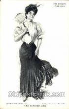 spo024389 - Moffat, Yard &Co, N.Y., USA Tennis, Old Vintage Antique, Post Card Postcard
