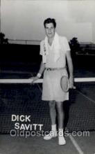 spo024469 - Dick Savitt Tennis, Old Vintage Antique, Post Card Postcard