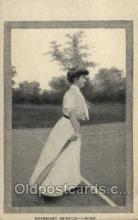 spo024473 - Tennis, Old Vintage Antique, Post Card Postcard