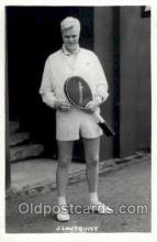 spo024543 - J. Lundquist Tennis, Old Vintage Antique, Post Card Postcard