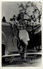 spo024551 - Jane Powell Tennis, Old Vintage Antique, Post Card Postcard