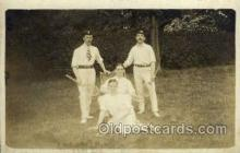 spo024599 - Tennis, Old Vintage Antique, Post Card Postcard