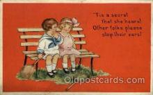 spo024601 - Publisher Whitney Tennis, Old Vintage Antique, Post Card Postcard