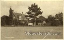 spo024608 - Haileywood Tennis, Old Vintage Antique, Post Card Postcard