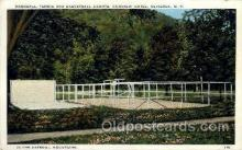 spo024617 - Fairview Hotel, Oliverea, N.Y., USA Tennis, Old Vintage Antique, Post Card Postcard