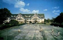 spo024623 - Belleview Biltmore, Clearwater, Florida, Usa Tennis, Old Vintage Antique, Post Card Postcard