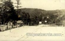spo024624 - Pinecrest, NY USA Tennis, Old Vintage Antique, Post Card Postcard