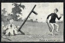 spo024632 - PnKis Tennis, Old Vintage Antique, Post Card Postcard