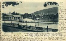 spo024643 - Grufo aus Baden Baden Tennis, Old Vintage Antique, Post Card Postcard