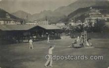 spo024688 - Tennis, Old Vintage Antique, Post Card Postcard
