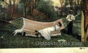 spo024742 - Tennis Old Vintage Antique Postcard Post Cards