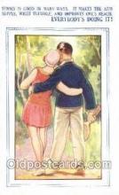 spo024746 - Tennis Old Vintage Antique Postcard Post Cards