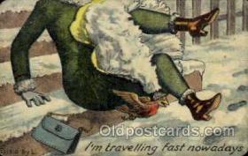 spo025094 - Winter Sports Postcard Postcards