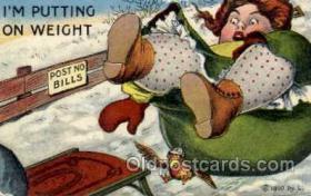 spo025095 - Winter Sports Postcard Postcards