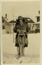 spo025135 - Snow Shoe, Postcard Postcards