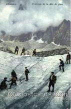 spo025137 - Chamonix, Mountain Climbing, Postcard Postcards
