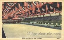 spo025185 - Erie, McClurg Ct. and Ontario Ice Skating, Skiing, Winter Sports Postcard Postcards