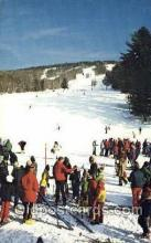 spo025226 - Mt. Cranmore Skimobile, North Conway, NH USA Ski Sking Postcard Post Cards