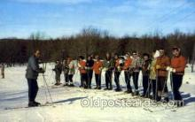 spo025241 - Caberfae, Cadillac, Michigan USA Ski Sking Postcard Post Cards
