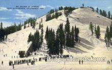 spo025261 - Norden Sacamento, California, USA Ski Sking Postcard Post Cards