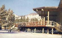 spo025346 - Squaw Valley, CA USA Ski, Skiing Postcard Post Card Old Vintage Antique