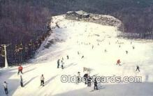 spo025429 - Gatlinburg Ski Resort, Gatlinburg, TN USA Ski, Skiing Postcard Post Card Old Vintage Antique