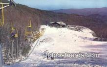 spo025448 - Gatlinburg Ski Resort, Gatlinburg, TN USA Ski, Skiing Postcard Post Card Old Vintage Antique