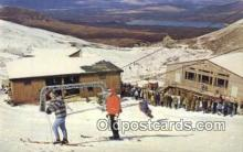 spo025466 - Skiing In The Cairngroms, Cairngorms National Park Ski, Skiing Postcard Post Card Old Vintage Antique