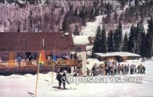 spo025490 - Hondo Lodge, Taos Ski Valley, Taos, NM USA Ski, Skiing Postcard Post Card Old Vintage Antique