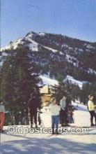 spo025552 - Mt Ashland, OR USA Ski, Skiing Postcard Post Card Old Vintage Antique