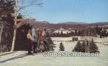 spo025562 - Gore Mountain Ski Area, North Creek, NY USA Skiing Postcard Post Card Old Vintage Antique