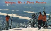 spo025571 - Whiteface Mountain,NY USA Skiing Postcard Post Card Old Vintage Antique