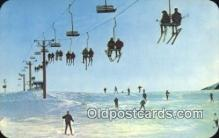 spo025887 - Michigan USA Winter Wonderland Postcard Post Card, Carte Postale, Cartolina Postale, Tarjets Postal,  Old Vintage Antique