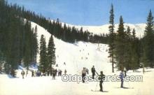 spo025911 - Mambo Trail Loveland Basin, Colorado, CO USA Postcard Post Card, Carte Postale, Cartolina Postale, Tarjets Postal,  Old Vintage Antique