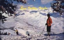 spo025915 - Sun Valley Idaho, ID UDA  Postcard Post Card, Carte Postale, Cartolina Postale, Tarjets Postal,  Old Vintage Antique