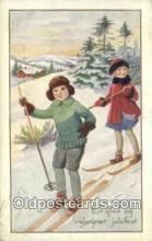 spo025942 - En Glad og velsignet julefest  Postcard Post Card, Carte Postale, Cartolina Postale, Tarjets Postal,  Old Vintage Antique